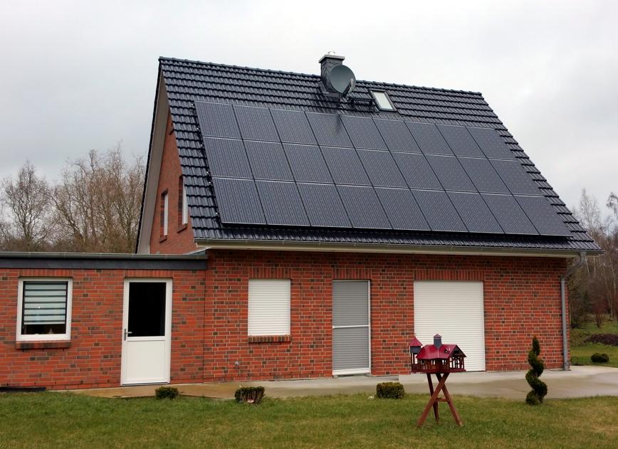 Solaranlage Photovoltaik in Rosche
