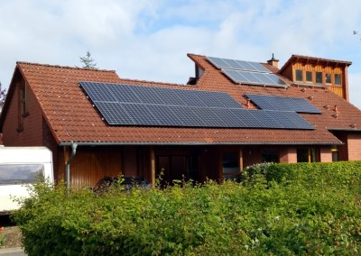 Solaranlage Photovoltaik in Vechelde