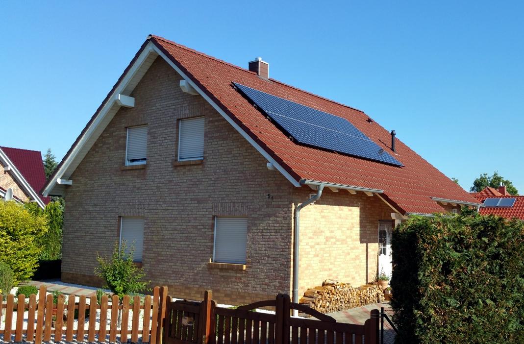 Solaranlage Photovoltaik in Salzwedel Felixstowestraße