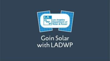 Going Solar with LADWP