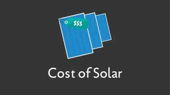 Cost of Solar