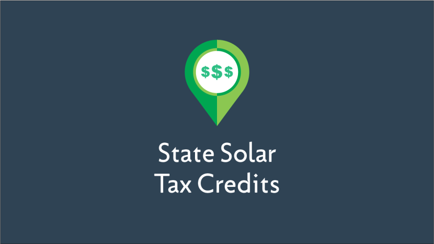 State Solar Tax Credit