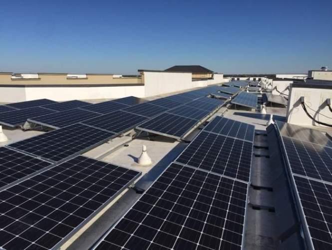 Solar Installation Of Dallas Area