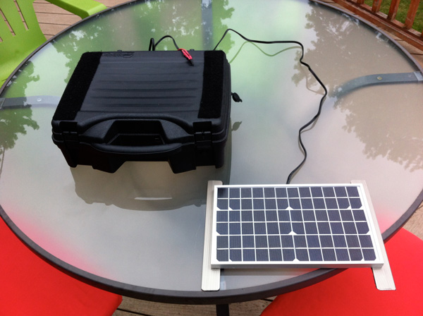 Build Your Own Solar Power Generator For Under 150 Solar Burrito