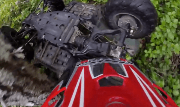 Quad Crash