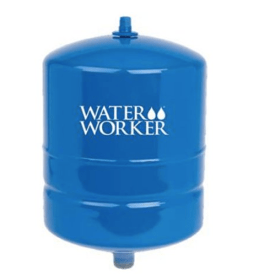 WaterWorker HT-4B In-Line Pressure Well Tank, 4-Gallon Capacity
