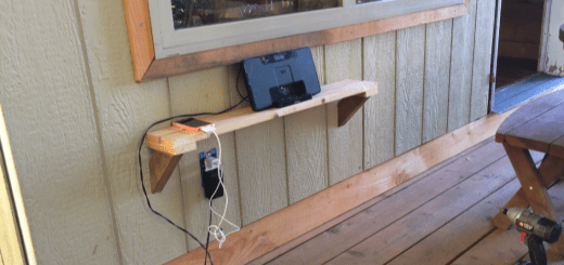 Installing inverter in off grid cabin