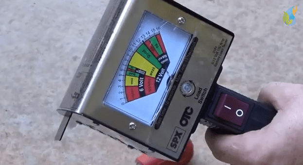 Load Testing batteries
