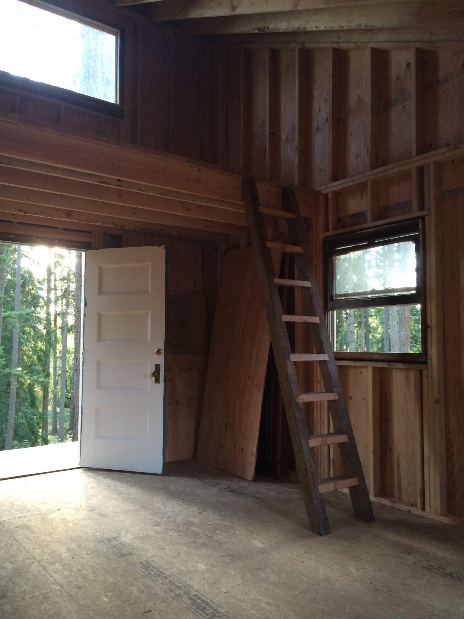 6 day cabin