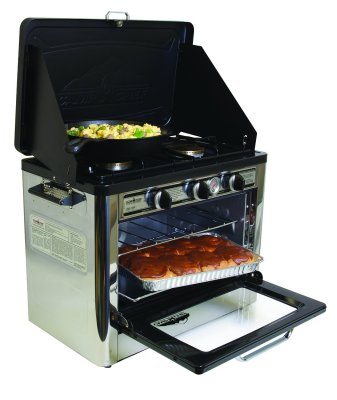 propane camping oven