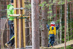 Adventure park. Photo by Visit Estonia