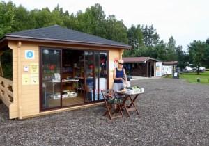 Solar Caravan Park - admin house