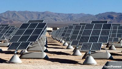 SunPower Trackers