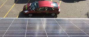 solar panels with prius
