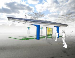 i-go-solar-ev-station