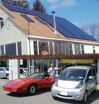 iMiEV-corvette-solar