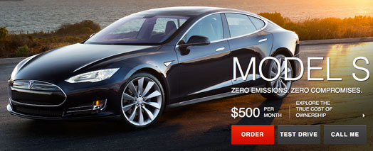 Can you lease a tesla model s