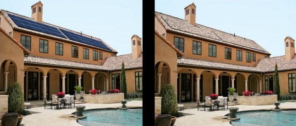 Camouflage Solar Panels