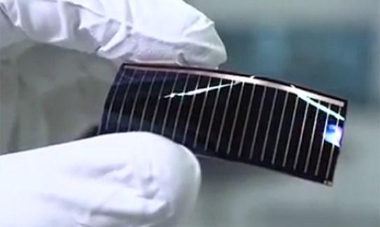 Gallium Arsenide Solar Cell