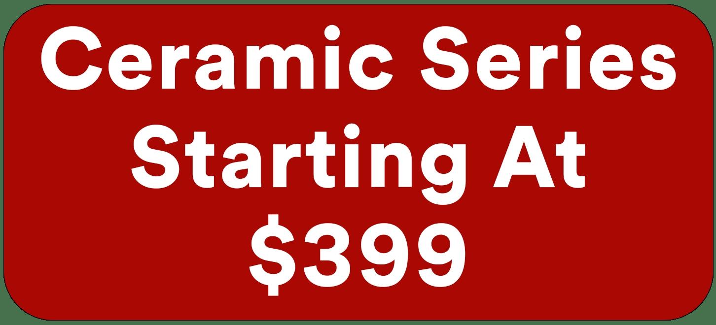 Automotive Window Tinting ceramic series starts at $399