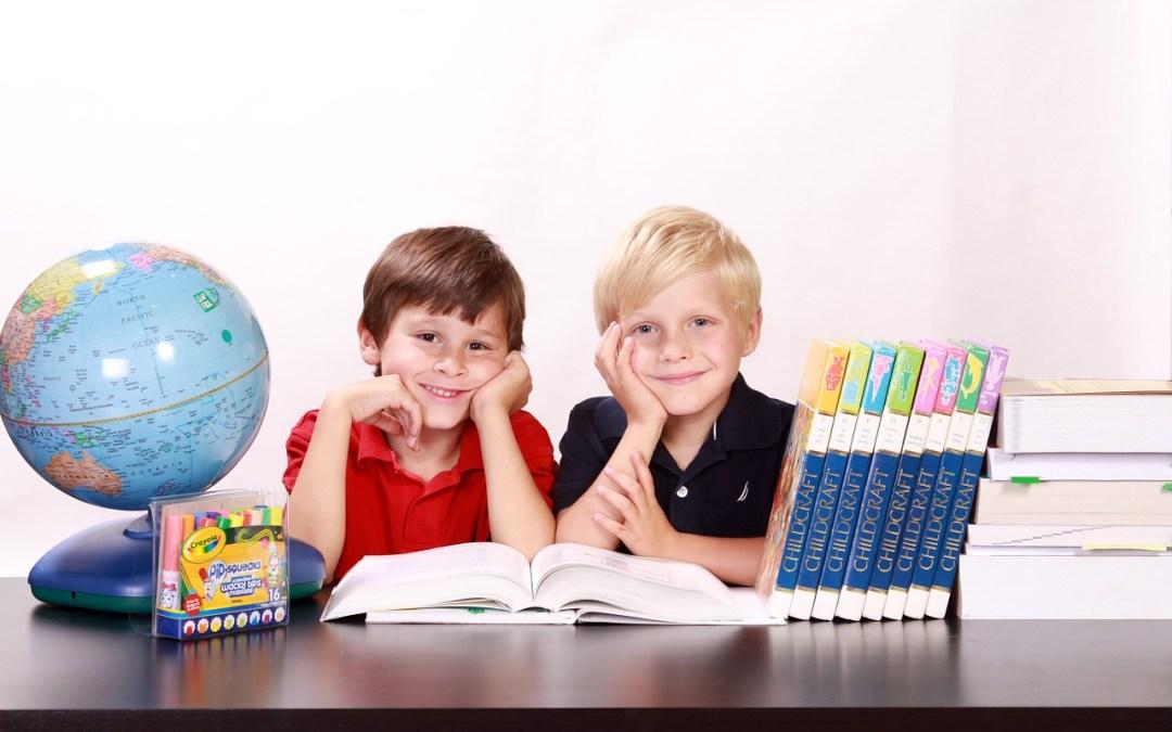 Otroci in učenje tujih jezikov