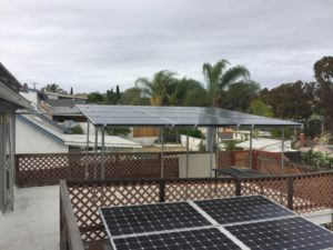 solar patio cover in time for summer