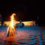 Bonfire Party at Solarena Resort, Caba, La Union