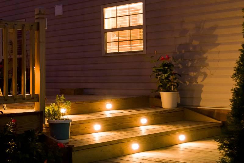 Best solar powered step lights