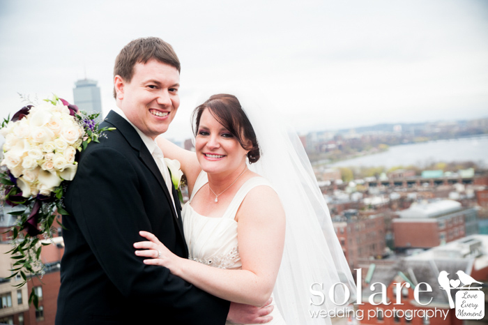 Wedding Photography at Wyndham Hotel in Beacon Hill Boston (4)