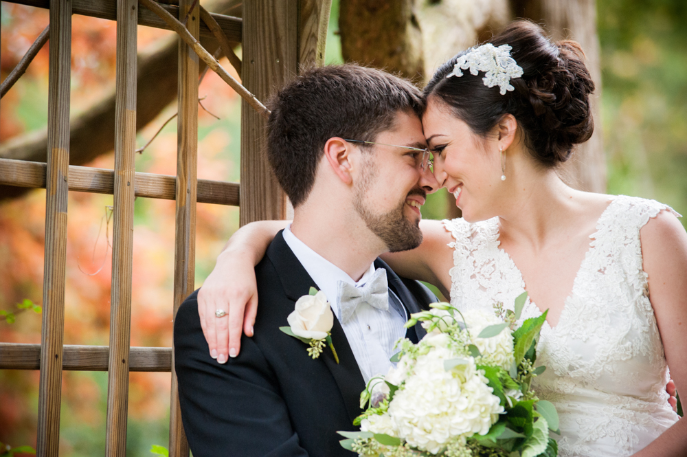 Lauren & Sean - Smith Barn Wedding