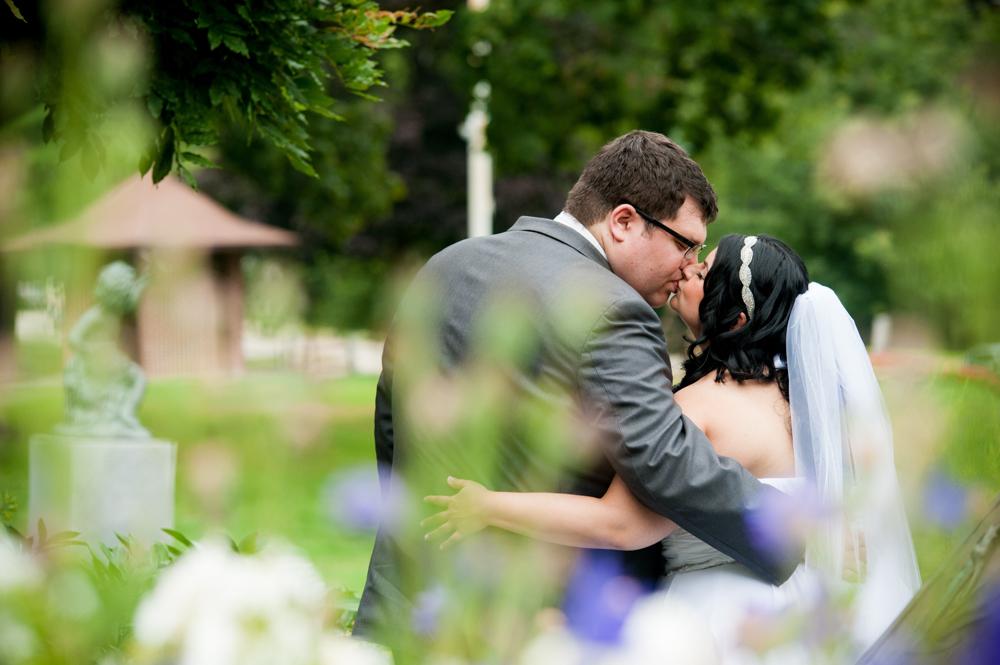 Alicia & Anthony - Sky Meadow Country Club Wedding