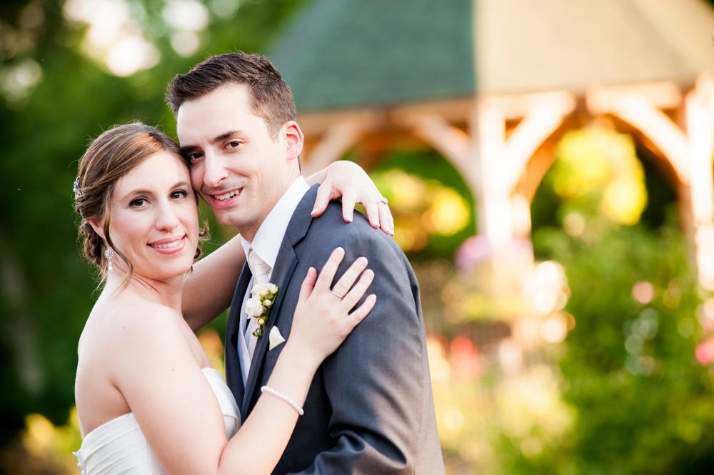 Jessica & Brian - Zorvino Vineyards Wedding