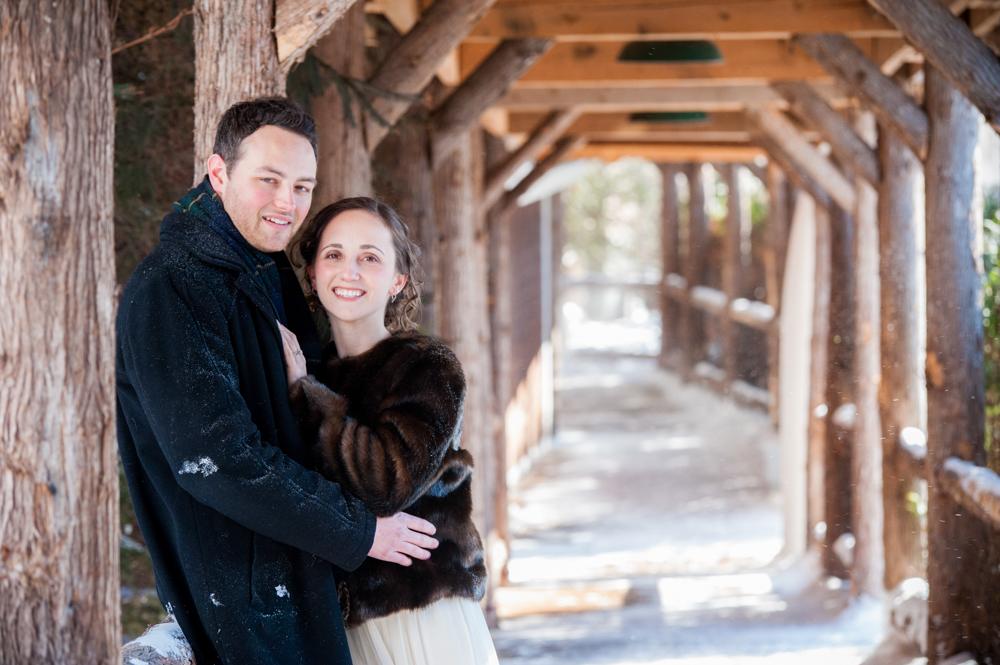 Janet & Chris - Church Landing Wedding