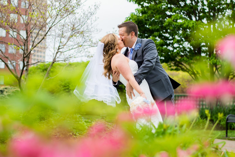 Anna & Paul - Boston Marriott Cambridge Wedding