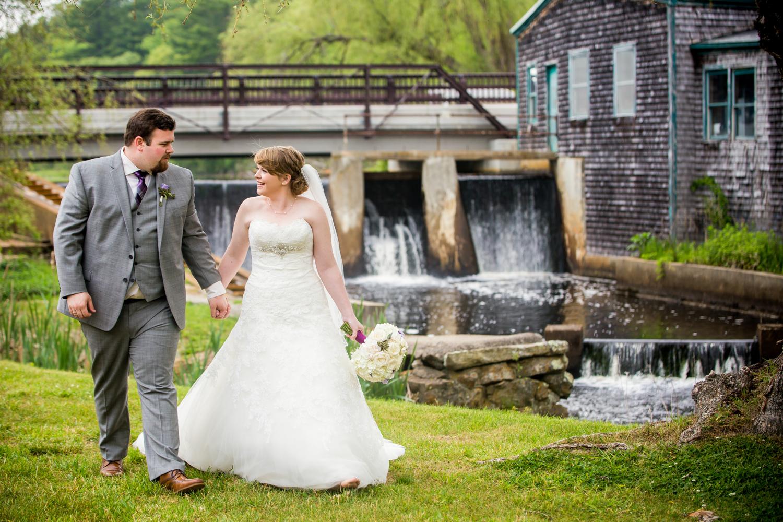 Gabrielle & Ben - Jones River Trading Company Wedding