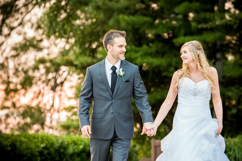 Jen & Jeremy - Lake Pearl Wedding