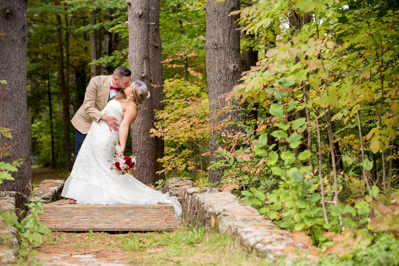Nicole & Justin - Dexter's Inn Wedding