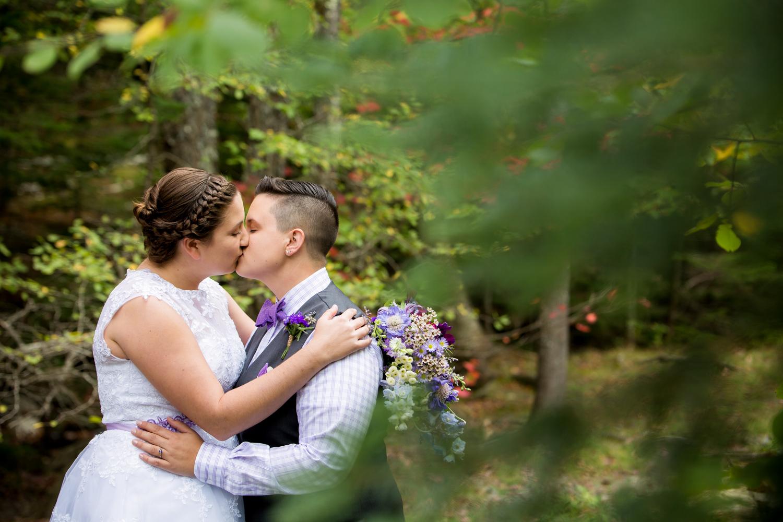 Lisa & Perri - Woodstock Brewery Wedding