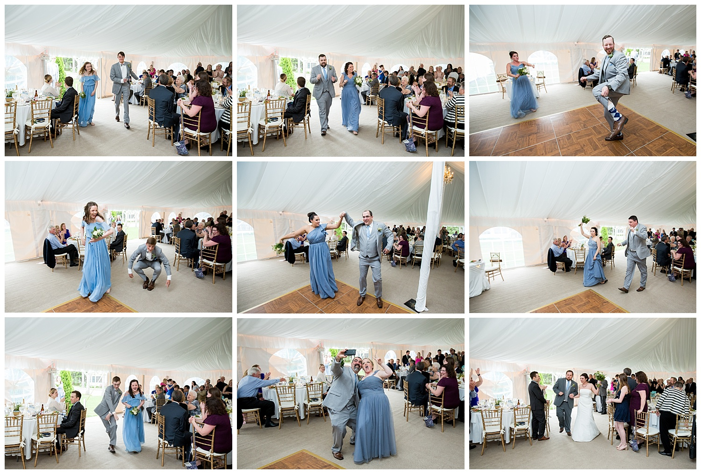 Social Media,intros & first dance,