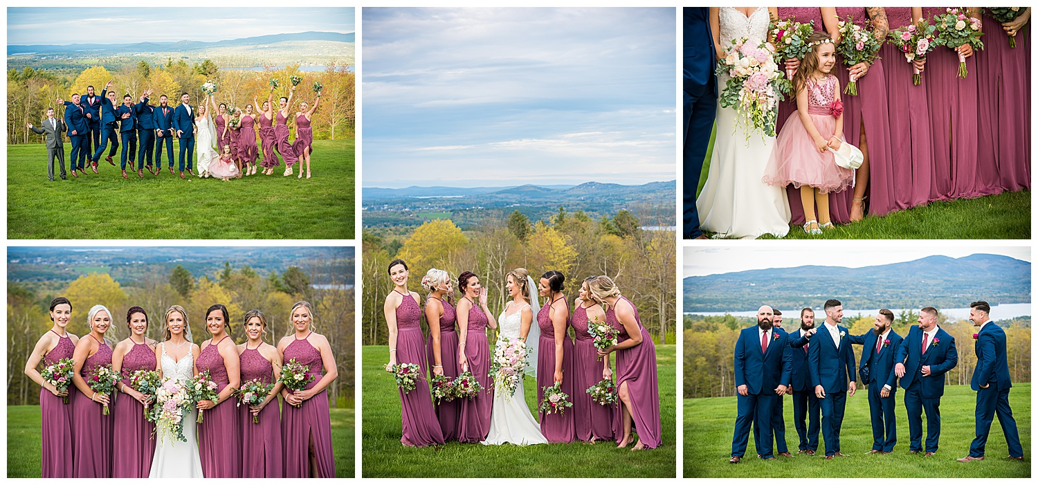 Steele Hill Resort Wedding