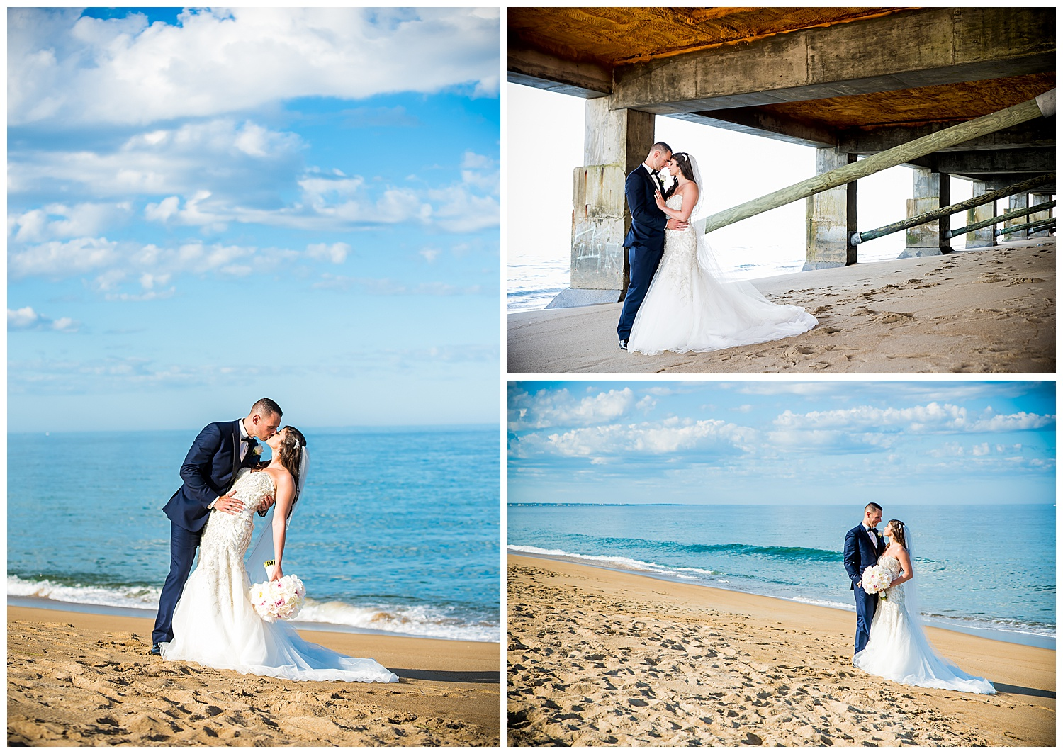 Blue Ocean Event Center - Bride & Groom Portraits