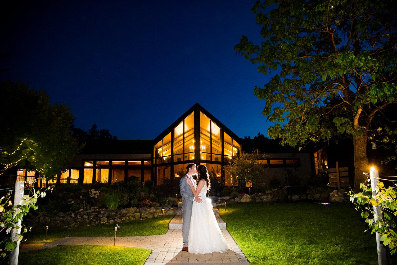 Erin & Joe - Birch Wood Vineyards Wedding