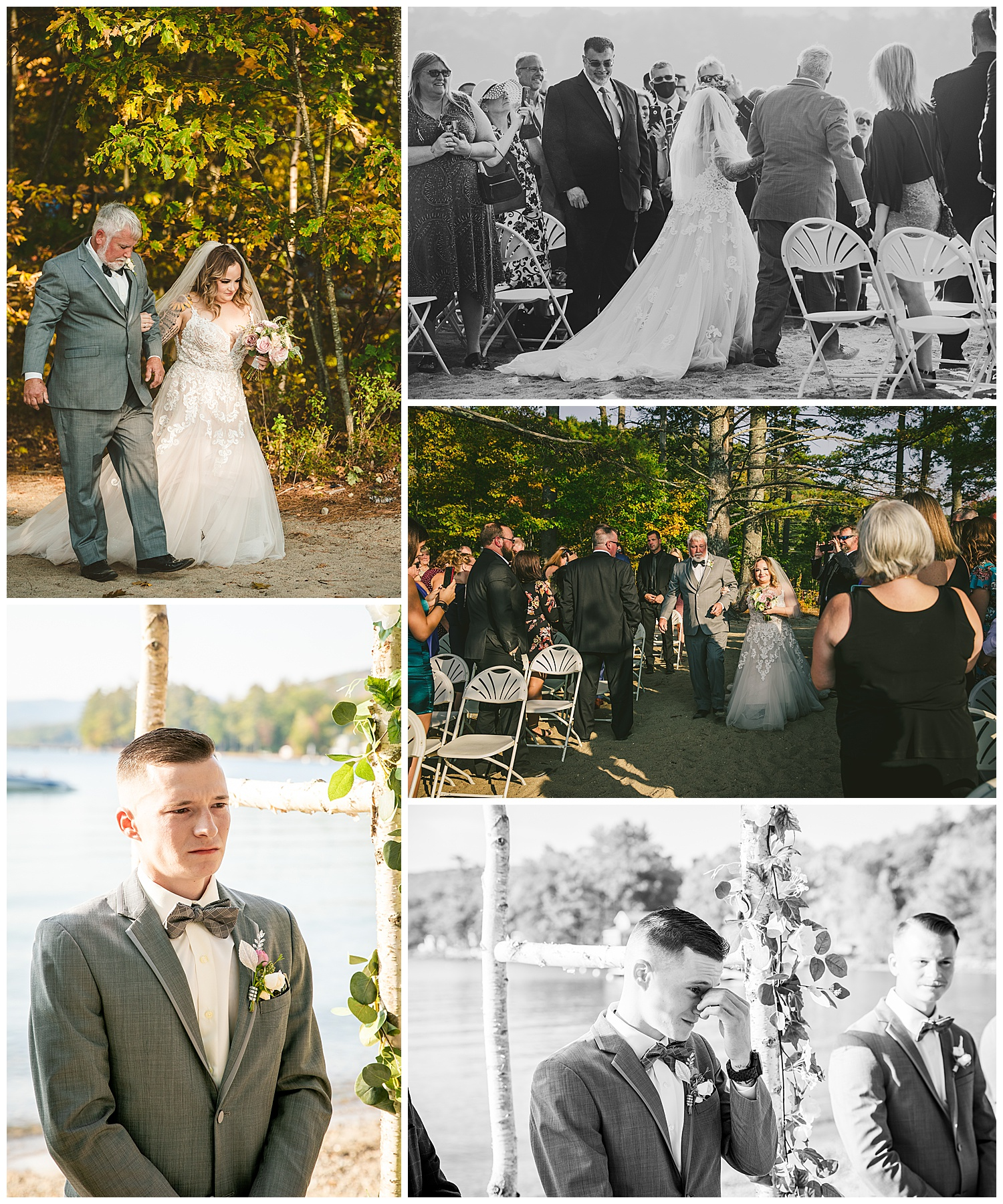 Inn on Newfound Lake Bristol, NH Wedding Photography