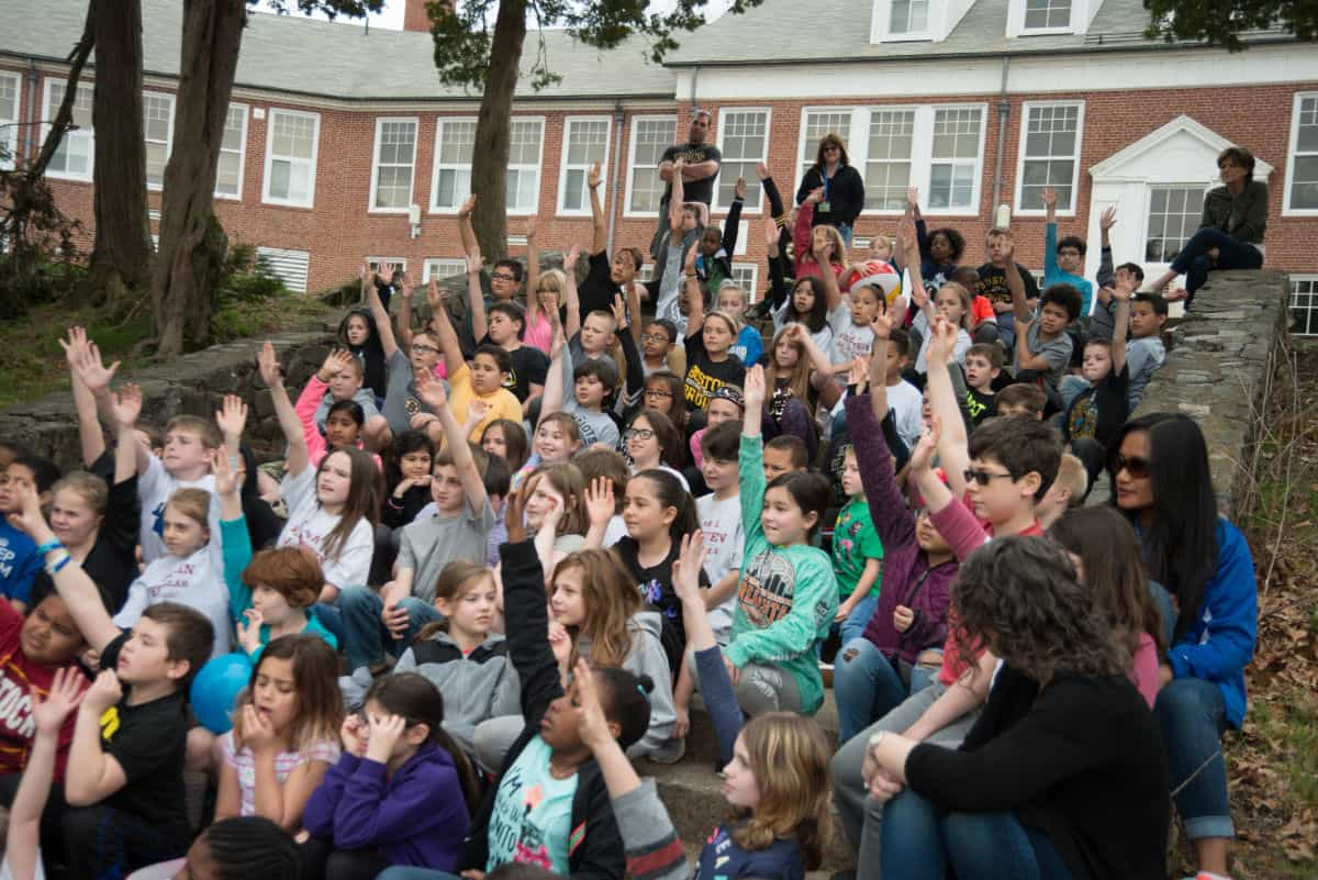 High Five Solar Five Gives Presentation At Willett