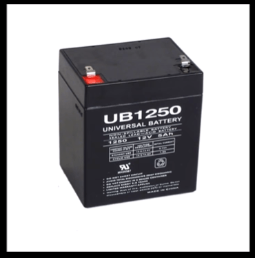 UB1250 Universal Battery for Small Systems