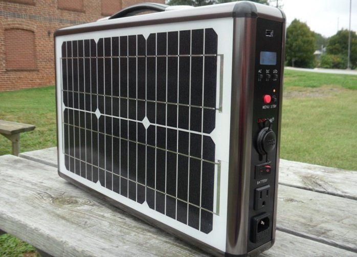Best Top 4 Portable Solar Generators For The Money