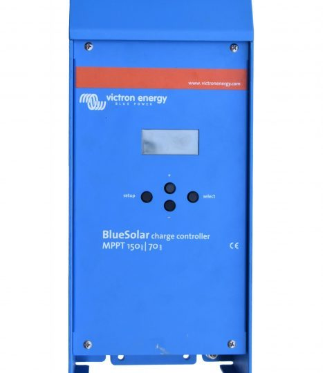 BlueSolar charge controller 150/70
