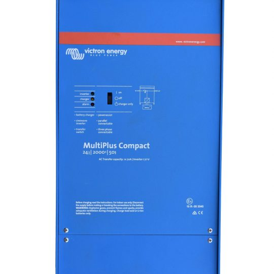Victron Multiplus inverter charger 24/2000/50