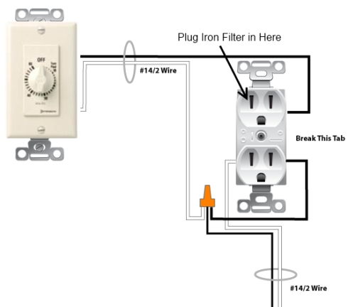 Sand Filer Wiring Diagram