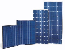 using photovoltaic modules to heat water
